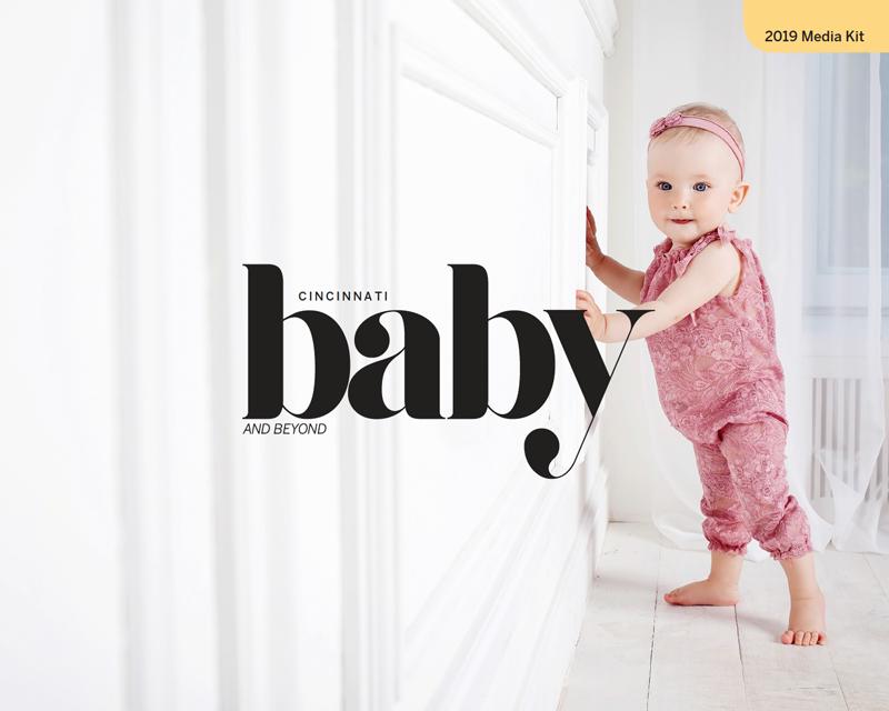 Cincinnati Baby and Beyond Media Kit 2019